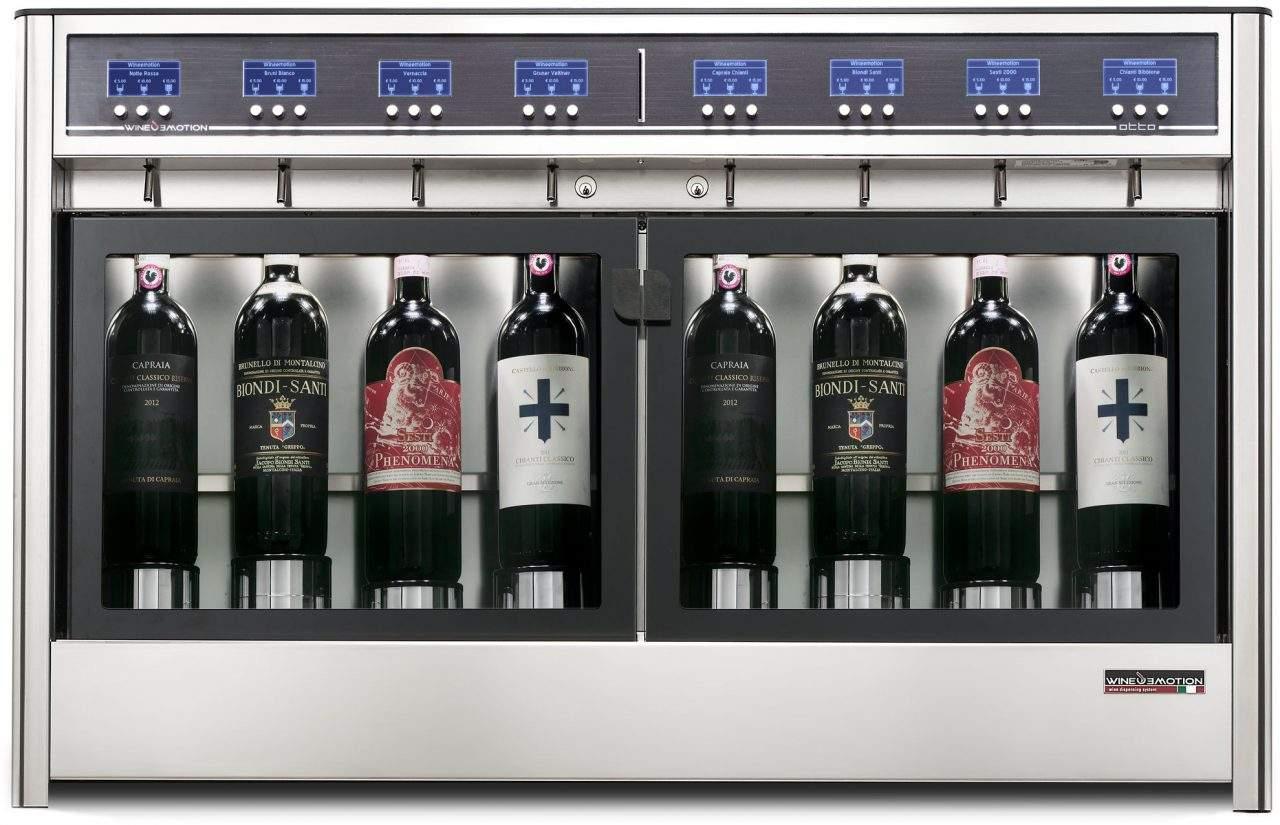 Wineemotion Otto - Quattro + 4